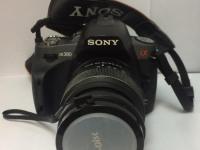 Фотоаппарат Sony Alpha a380 ( в сумке, зарядное, карта памяти) № 108