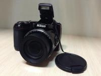 Цифровой фотоаппарат Nikon COOLPIX L820,16 Мпикс, только фотоаппарат (Ф-03)