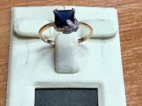 Кольцо Золото 585 (14K) вес 1.50 г