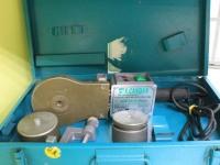 Паяльник Candan CM-04 кейс + подставка + 4насадки