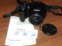 Фотоаппарат Sony S-shot
