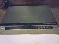 DVD плеер LG DKS-7500Q пульт,документы,диск караоке с книжкой