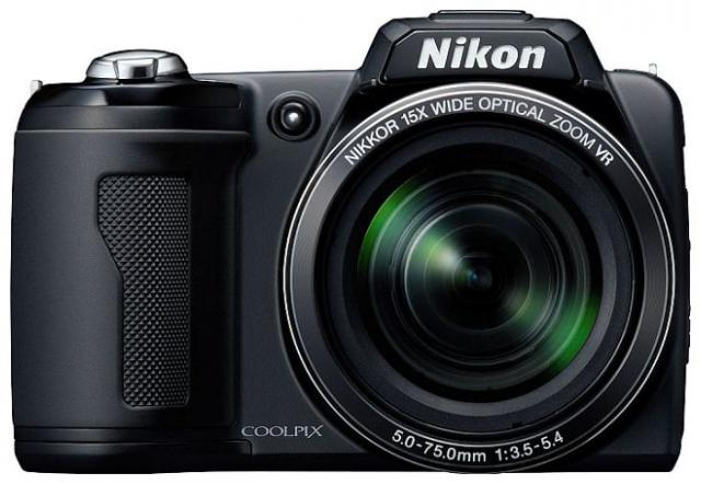 Фотоаппарат Nikon L110