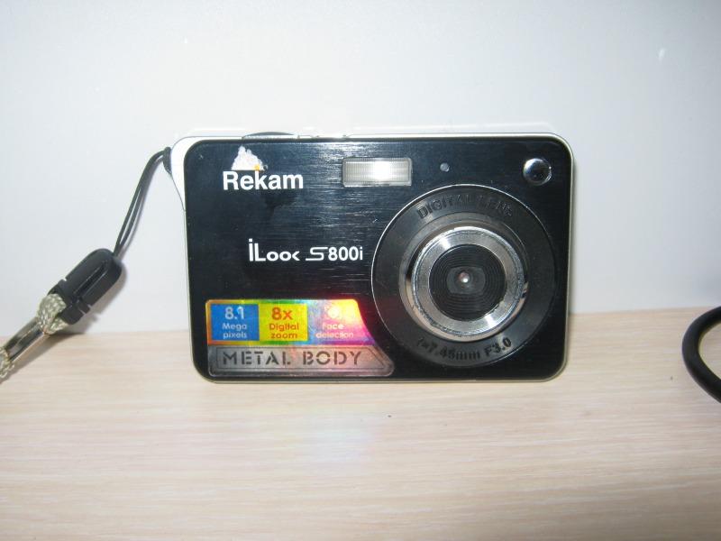 Rekam iLook s800i