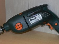 Дрель ударная Bort BSM-1020