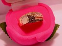 Кольцо Золото 585 (14K) вес 5.45 г