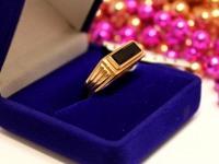 Кольцо 3Н98/1 Золото 585 (14K) вес 4.12 г
