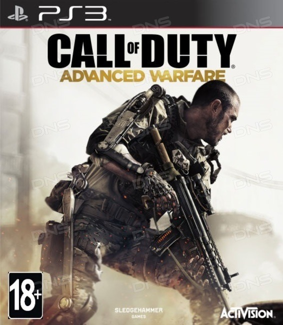 Диск PS 3  Call of Duty