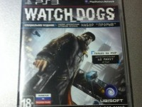 Игра Sony PS3- Watch Dogs