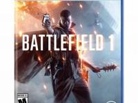 Sony ps4 battlefield 1