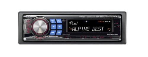 Автомагнитола Alpine CDA-9883R