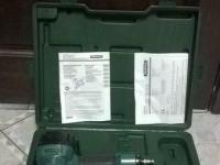 Пневмостеплер 5X-L50 в кейсе, рук-тво