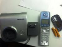 Городской телефон Panasonic KX_TGA720RU