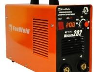 Сварочный инвертор FoxWeld Master 202