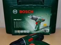 Шуруповерт Bosch PSR 10.8LI