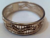 Кольцо Золото 585 (14K) вес 2.28 гр.