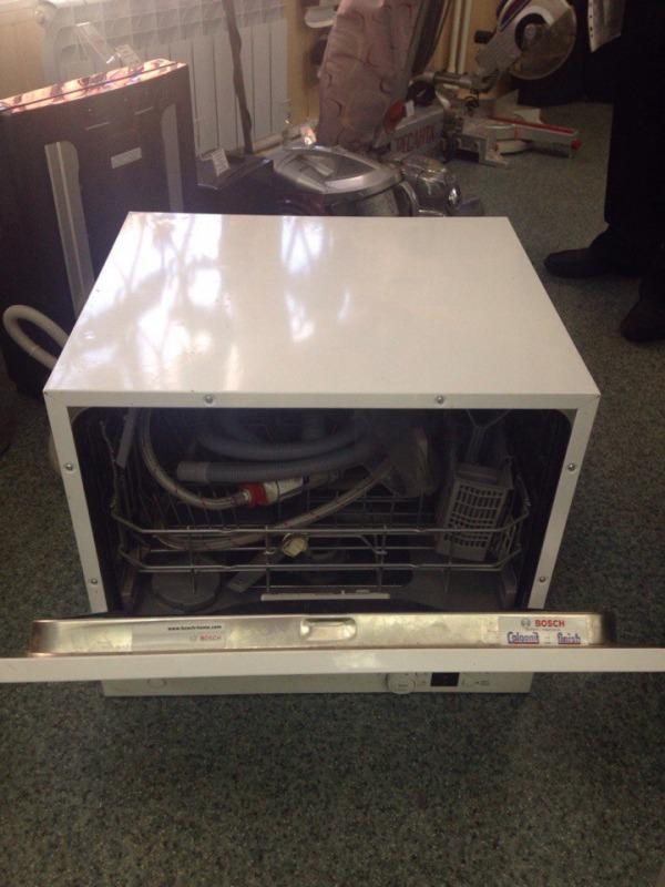 Посудомоечная машина Bosch ActiveWater Smart SKS62E88RU