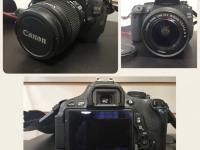 Цифровой Фотоаппарат Canon EOS 600D
