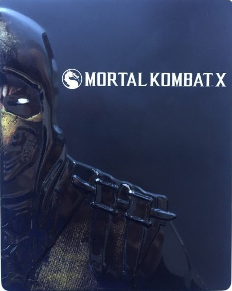 Диск PS4 Mortal Kombat X