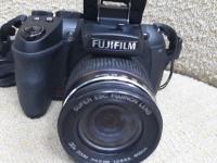 Фотоаппарат Fujifilm N705 в сумке,з/у