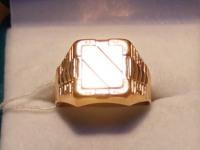 Печатка Золото 585 (14K) вес 8.24 г