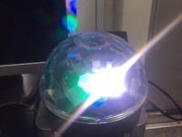 Колонка со светомузыкой