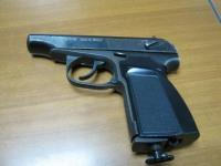 Пневматический пистолет пм