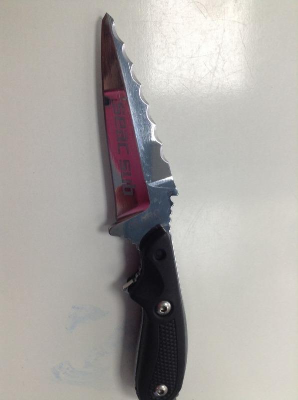 Нож Seac sub
