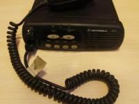 Радиостанция Motorola GM140 VHF (134-174mHz) рация, провода