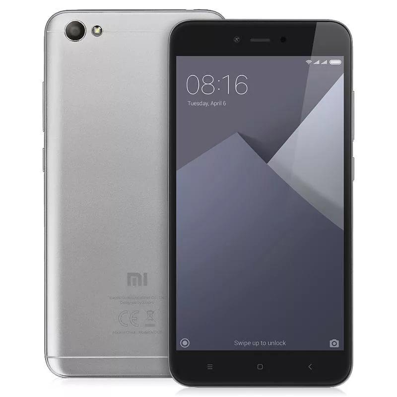 Мобильный телефон Xiaomi Redmi 5A 16GB Dark Grey