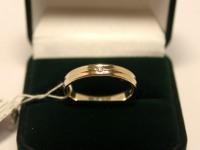 Кольцо 3Н585 Золото 585 (14K) вес 4.32 г
